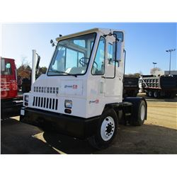 OTTAWA YARD SPOTTER, VIN/SN:73092 - S/A, CUMMINS DIESEL ENGINE, CAB, 11R22.5 TIRES, METER READING 6,