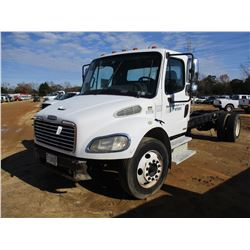 2004 FREIGHTLINER CAB & CHASSIS, VIN/SN:1FVACWDD44HN36280 - S/A, CAT DIESEL ENGINE, A/T, GVW 25,500L