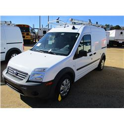 2012 FORD TRANSIT CONNECT VIN/SN:NM0LS7AN2CT083862 - CNG GAS ENGINE, A/T, ODOMETER READING 35,458 MI