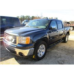 2008 GMC SIERRA PICK UP, VIN/SN:26TEC13J981219305 - TEXAS EDITION, GAS ENGINE, A/T, ODOMETER READING