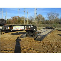 "2006 LADELL APK5505 LOWBOY TRAILER, VIN/SN:1Z92913476E094078 - TRI-AXLE, 26' WELL, 102"" WIDTH, NGB,"