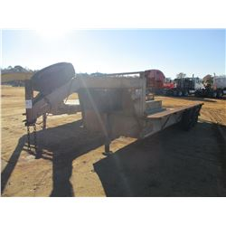 "1994 TRAILOR GOOSENECK TRAILER, VIN/SN:11WHS2023RW205155 - T/A, 20' BED LENGTH, 93"" WIDTH"