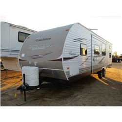 2012 COACHMAN CATALINA DELUXE TRAVEL TRAILER, VIN/SN:5ZT2CAVB2CA013670 - T/A, 30' LENGTH, 1 SLIDE OU