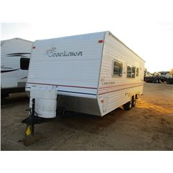 2005 COACHMAN SPIRIT OF AMER TRAVEL TRAILER, VIN/SN:1TC2B21715300069 - T/A