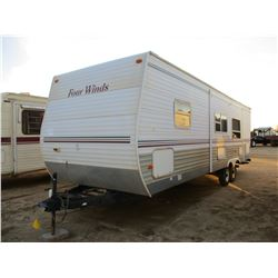 TRAVEL TRAILER, VIN/SN:51617 - T/A, 1 SLIDE OUT, 30' LENGTH