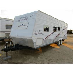 2006 JAYCO JAY FLIGHT TRAVEL TRAILER, VIN/SN:1UJBJ02N061EF0361 - T/A, 27' LENGTH