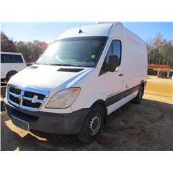 2007 DODGE 2500 VAN, VIN/SN:WD0PE745775162257 - GAS ENGINE, A/T (DOES NOT OPERATE)