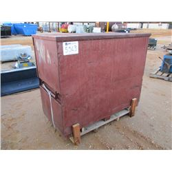 (2) METAL TOOL BOXES (A-1)
