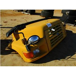 FORD TRUCK TRACTOR HOOD & BUMPER (A-1)