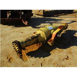 CAT DRIVE AXLE, FITS LOG SKIDDER/FELLER BUNCHER (A-3)