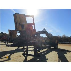 TIGERCAT 234 LOG LOADER, VIN/SN:23409980 - CAB, A/C, CSI DELIMBER, MTD ON PITTS TRAILER S/N: 90491,