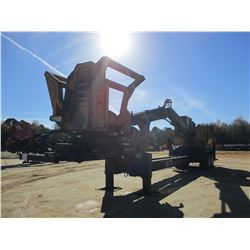 2008 TIGERCAT 234 LOG LOADER, VIN/SN:2340442 - CAB, A/C, RILEY 4800C DELIMBER, MTD ON RILEY TRAILER,