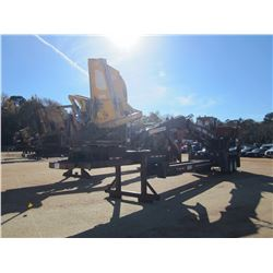 2014 BARKO 495ML MAGNUM LOG LOADER, VIN/SN:1149523961 - CAB, A/C, CSI 264 DELIMBER, MTD ON BIG JOHN