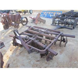 KING PLOW DISC HARROW (C-3)