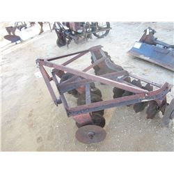 DISC HARROW (C-3)