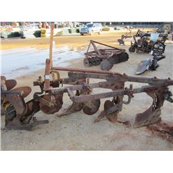 3 ROW BOTTOM PLOW (C-3)