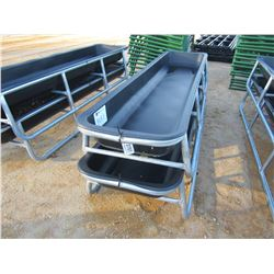 (2) 10' FEED BUNKS (C-4)