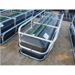 (2) 8' FEED BUNKS (C-4)