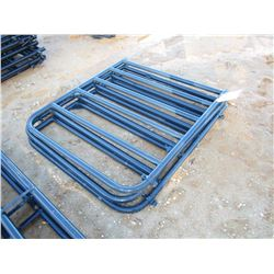 (3) 4' GATES