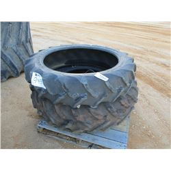 (2) MISC SIZE TIRES (C-7)