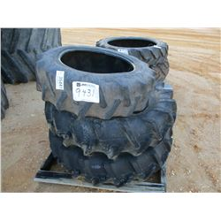 (3) MISC SIZE TIRES (C-7)