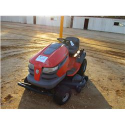 HUSQVARNA RIDING MOWER, - 48""