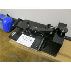 U. S. CUTTER MTHPLP1-1515 HEAT PRESS