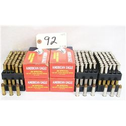500 RNDS 38 SPECIAL