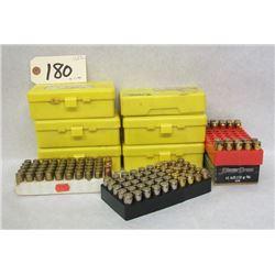 BOX LOT OF AMMO .45 ACP