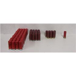 LOT OF 12GA AMMO IN AMMO CAN