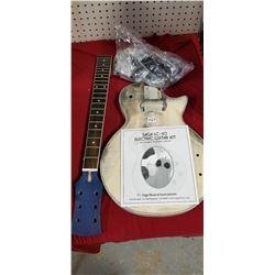 Saga LC-10 Deluxe Electric Guitar Kit