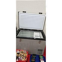 2.5 cu. ft. Portable Freezer - 12 volt - 110 volt