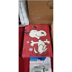 Snoopy Commemorative Book