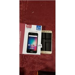BLU Advance 5.0 Pro -Unlocked Dual Sim Smartphone Gold