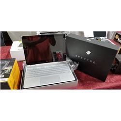 "HP Spectre x360 13.3"" Touch Laptop, Core i7-8550U, 8GB SDRAM"