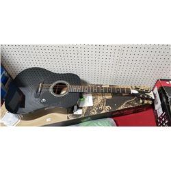 Epiphone Acoustic Guitar Ebony