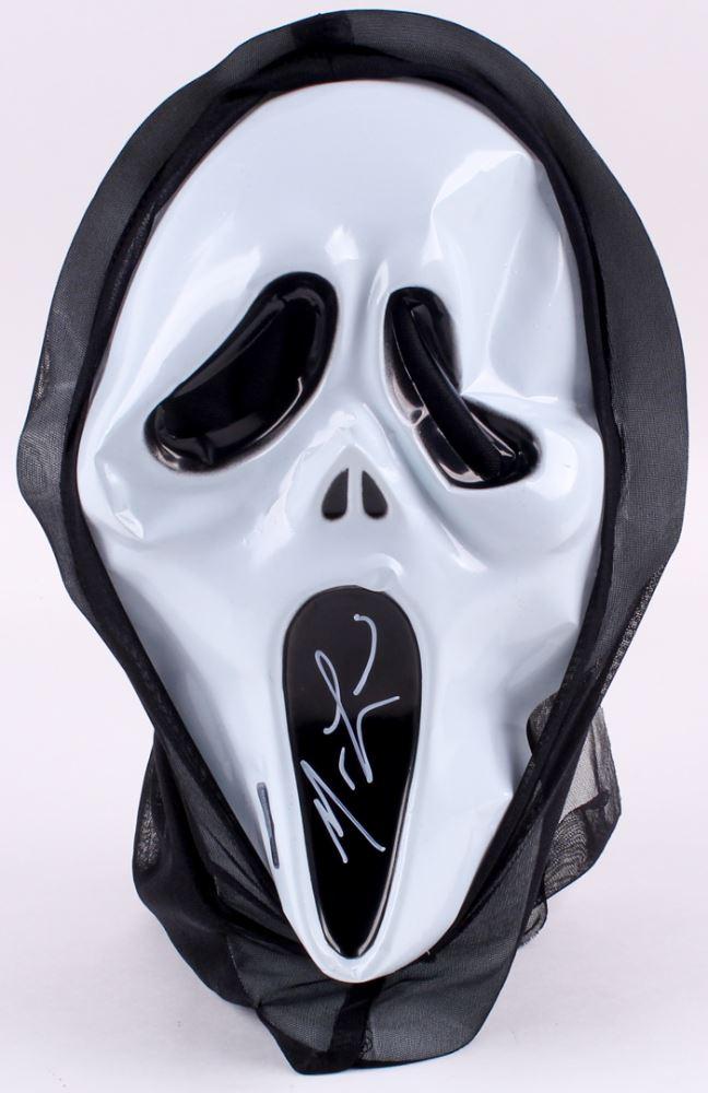 Matthew Lillard Signed Ghostface