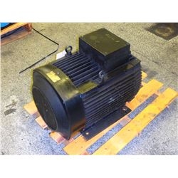 Large Electric Motor, No Main Tag