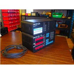 Micro-Vu Q16 Computer and Edge Detector, M/N: ED-50