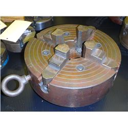 """12"""", 4 Jaw Manual Chuck, With D1-6 Mount"""