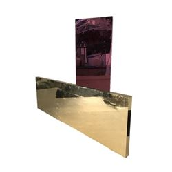Wall Mirrored Panels