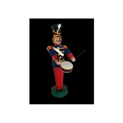 Toy Drummer Figure