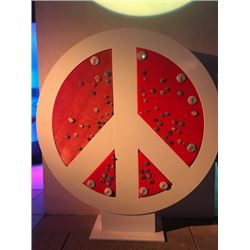 Peace Sign Décor Piece