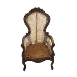 Vandange Collection Bergere Chair