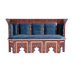 Moroccan Tangiers King Sofa
