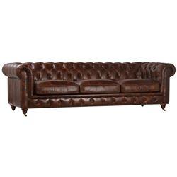 Winston Chesterfield 9ft Sofa