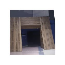 Wooden Tunnel Arch