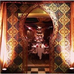 Moroccan Door Arch