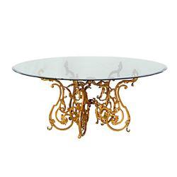 Bristol Buffet Table from Kim Kardashian Wedding