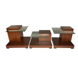 Genoa Tall Thin Coffee Table